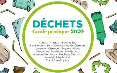 DÉCHETS – GUIDE PRATIQUE 2020