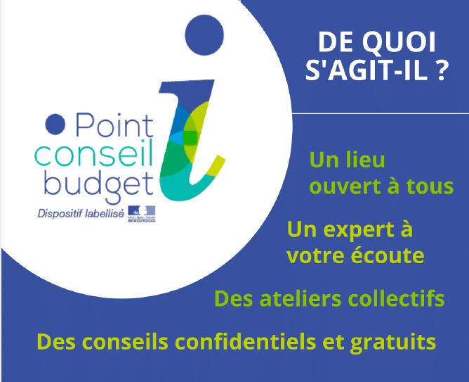 DISPOSITIF POINTS CONSEIL BUDGET DANS L'OISE
